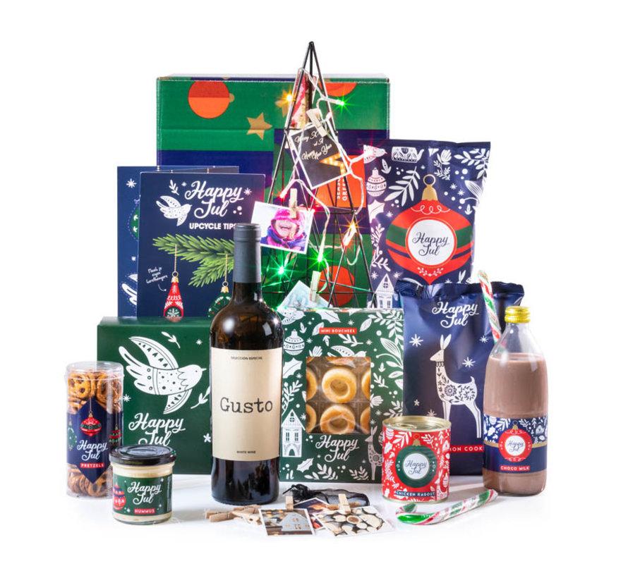 Kerstpakket Happy Jul!