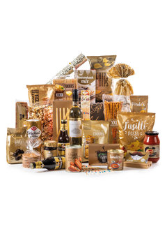 Kerstpakket Groots in Goud