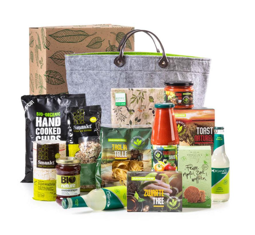 Kerstpakket Duurzaam winkelen - 21% BTW