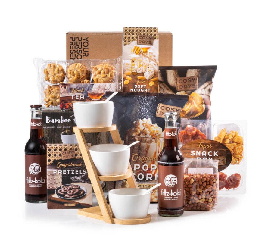 Kerstpakket Cosy Bamboo - 9% BTW