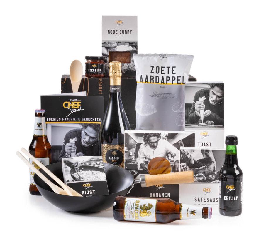 Kerstpakket Chef Soenil - 21% BTW