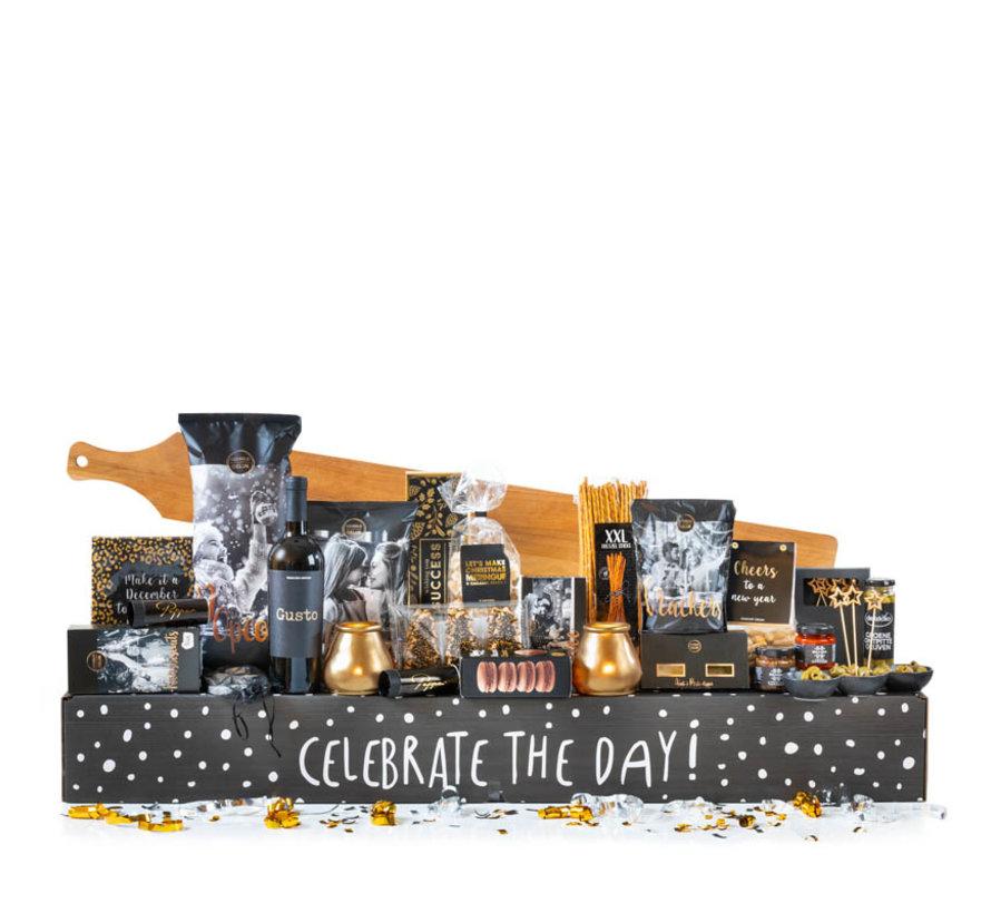 Kerstpakket Celebrate the Day - 21% BTW