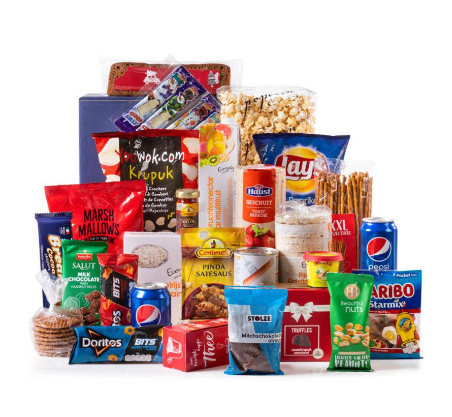 Kerstpakket Bont Gemixt - 9% BTW