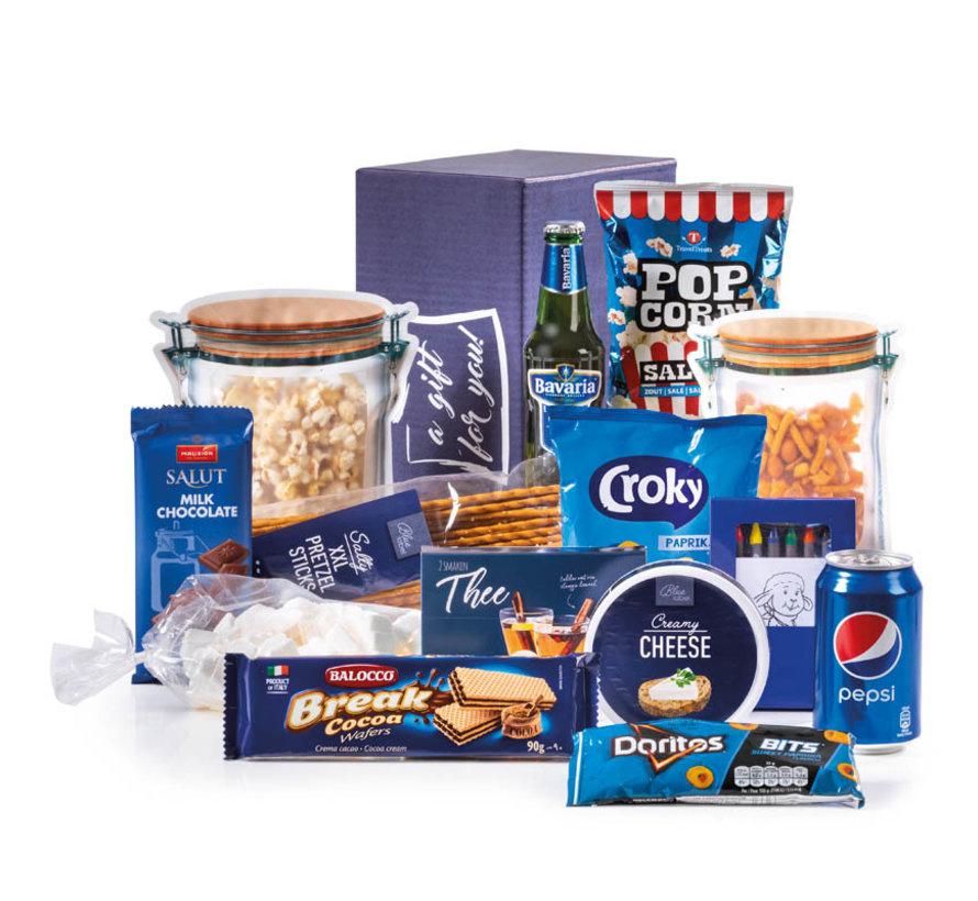Kerstpakket Blauw voor Jou! - 9% BTW