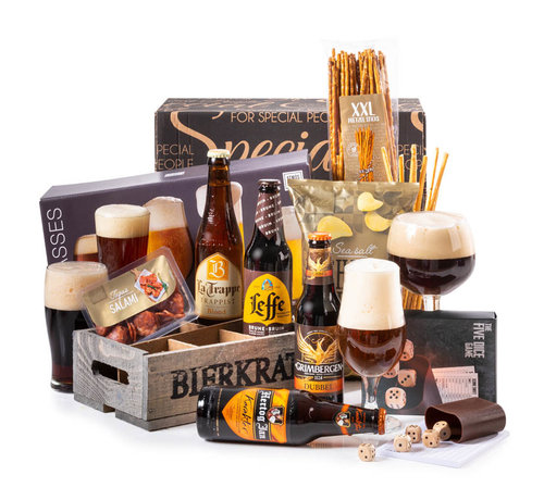 Kerstpakket Bier voor Vier - 21% BTW
