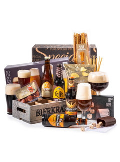 Kerstpakket Bier voor Vier