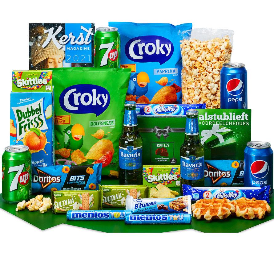 Kerstpakket Zin in  - 21% BTW