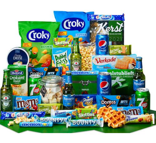 Kerstpakket Winterse snacks - 21% BTW