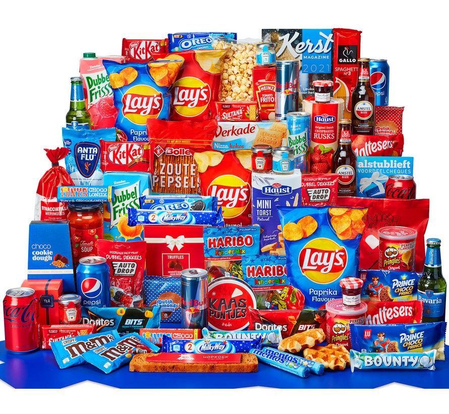 Kerstpakket Wat een feest! - 21% BTW