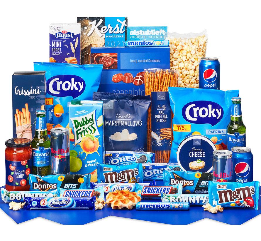 Kerstpakket Snoepkast - 21% BTW