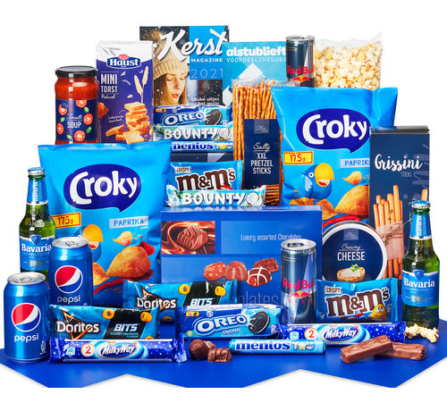 Kerstpakket Samen eten - 9% BTW