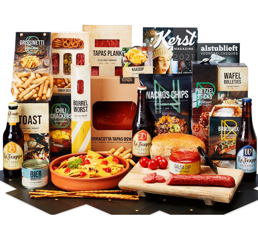 Kerstpakket Samen borrelen - 21% BTW