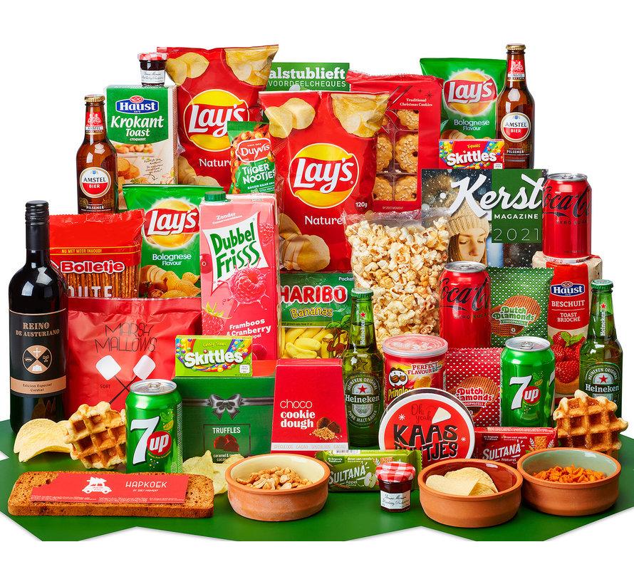 Kerstpakket Pauzemomentje - 21% BTW
