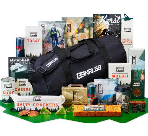 Kerstpakket Met de tas op pad - 21% BTW