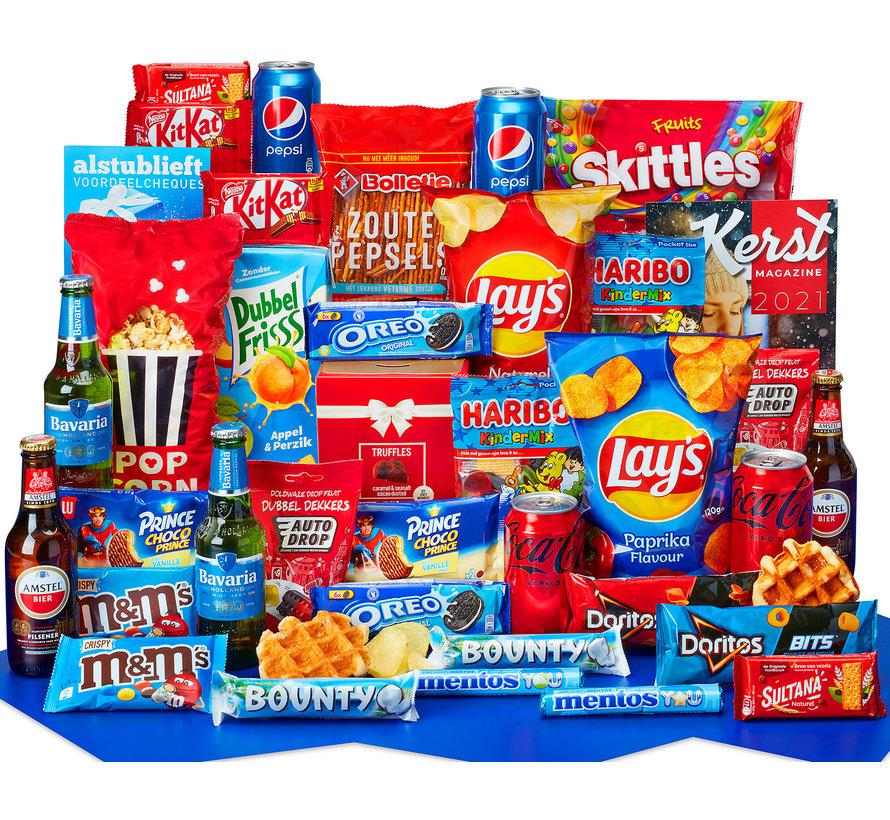 Kerstpakket Gewoon genieten - 9% BTW