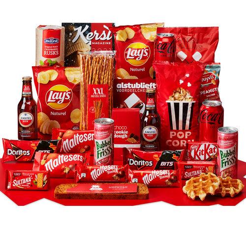 Kerstpakket Een mooie mix - 9% BTW