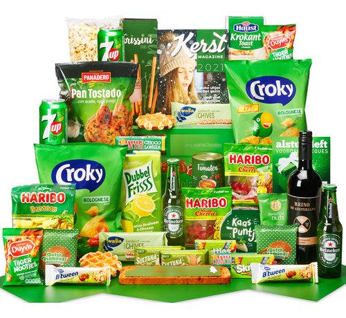 Kerstpakket Een groen verwenmoment