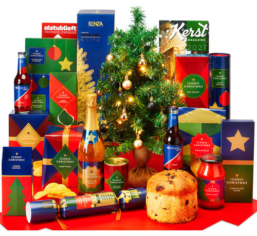 Kerstpakket Een boompje erbij - 21% BTW