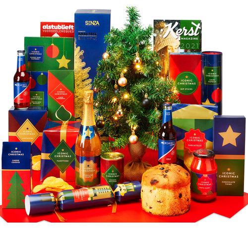 Kerstpakket Een boompje erbij