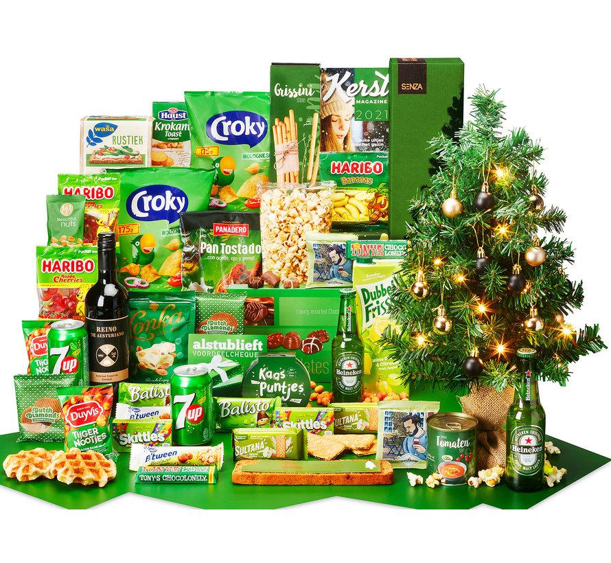 Kerstpakket Een boom vol! - 9% BTW