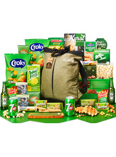 Kerstpakket Eco-rugzak