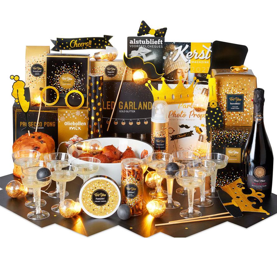 Kerstpakket Classy party