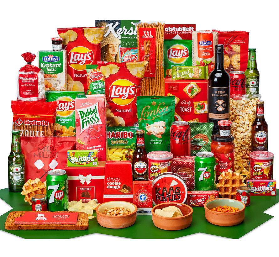 Kerstpakket Cheat day - 9% BTW
