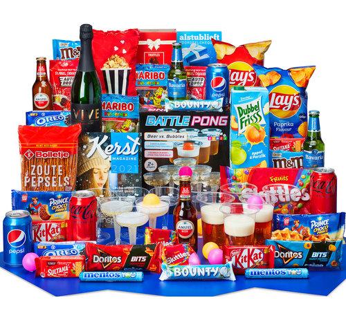 Kerstpakket Big Party