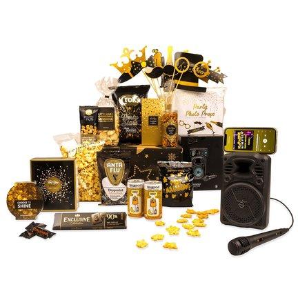 Alle themapakketten van Kerstpakkettenkiezer