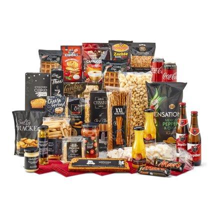 Food kerstpakketten bij Kerstpakkettenkiezer