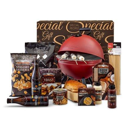 BBQ & grill kerstpakketten bij Kerstpakkettenkiezer