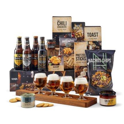 Bier kerstpakketten bij Kerstpakkettenkiezer
