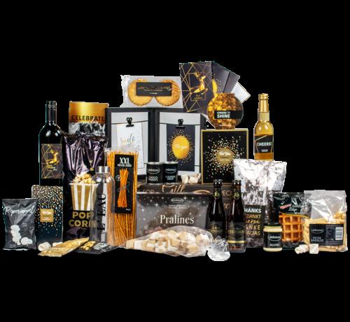Kerstpakket Een goud nieuw jaar