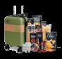 Kerstpakket Green travel
