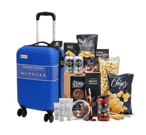 Kerstpakket Hemels blauw - 9% BTW