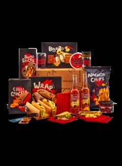 Kerstpakket Spicy Mexico