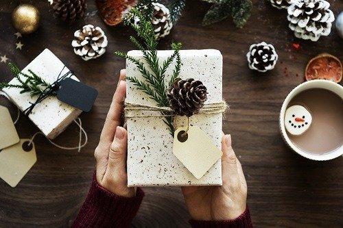 Stel zelf een kerstpakket samen!