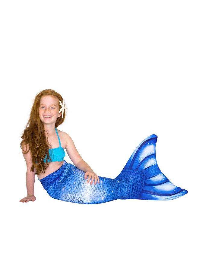 Deep Blue Sea Meerjungfrau schwanz