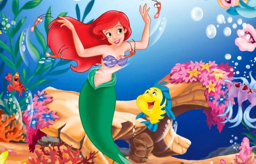 Bekannte Musik von Arielle die Meerjungfrau
