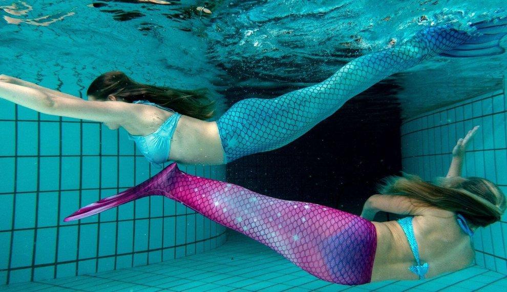 10 Gründe eine echte Meerjungfrau zu sein
