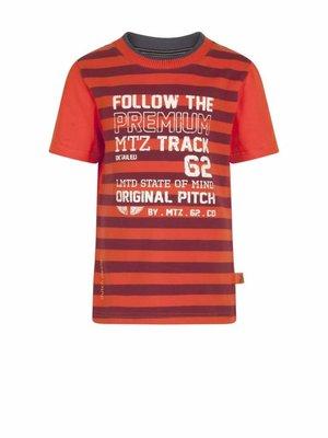 Mortenz Mortenz - Jongens t-shirt oranje