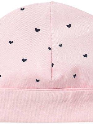 Noppies Noppies - baby Meisjes muts rev New York roze