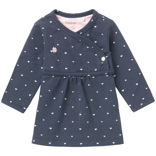 Noppies Noppies - baby Meisjes jurkje Nevada donker blauw