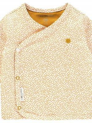 Noppies Noppies - baby longsleeve Hannah geel