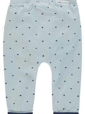 Noppies Noppies - baby Jongens broek Bain grey blue