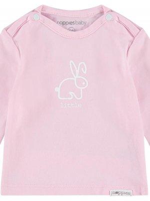 Noppies Noppies - baby Meisjes longsleeve Roos roze