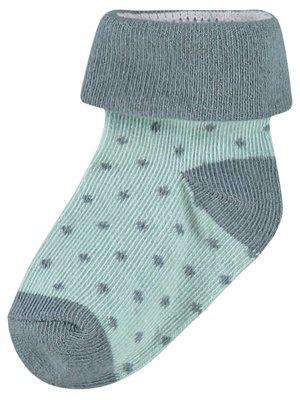 Noppies Noppies - baby sokken Dot donker groen