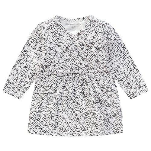 Noppies Noppies - baby Meisjes jurkje Mattie wit