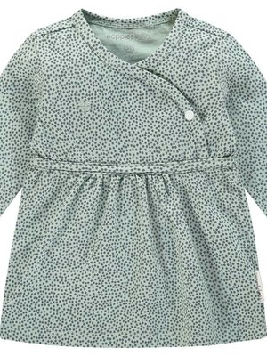 Noppies Noppies - baby Meisjes jurkje Mattie grey mint