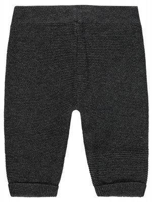 Noppies Noppies - baby broek Lux donker grijs